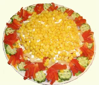 Очень вкусный салат из капусты с дижонской горчицей ...